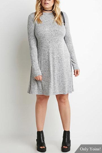 yoins-gray-dress